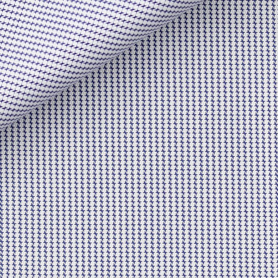 Dobby Stripes Blue