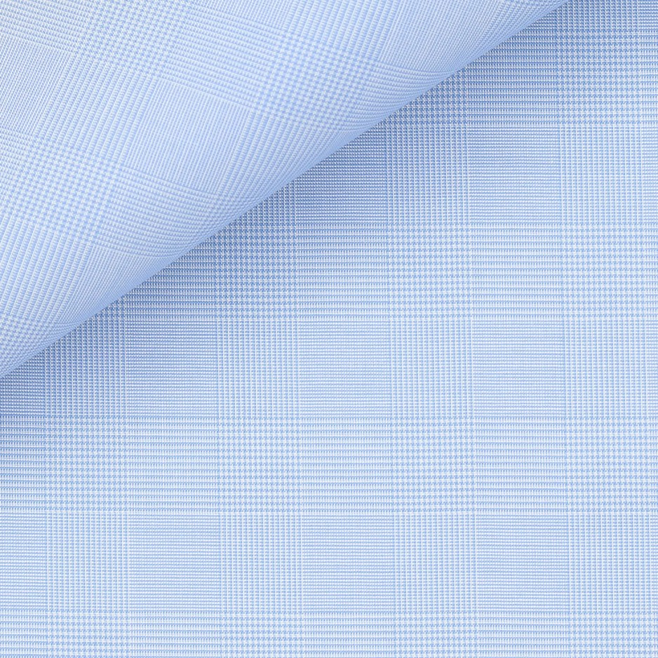 Zephir Check Pattern Blue
