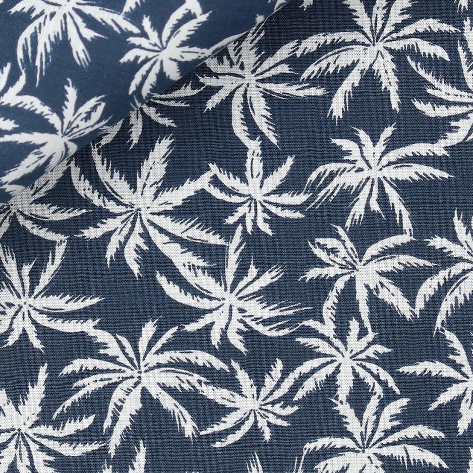 Chambray Pattern Blue