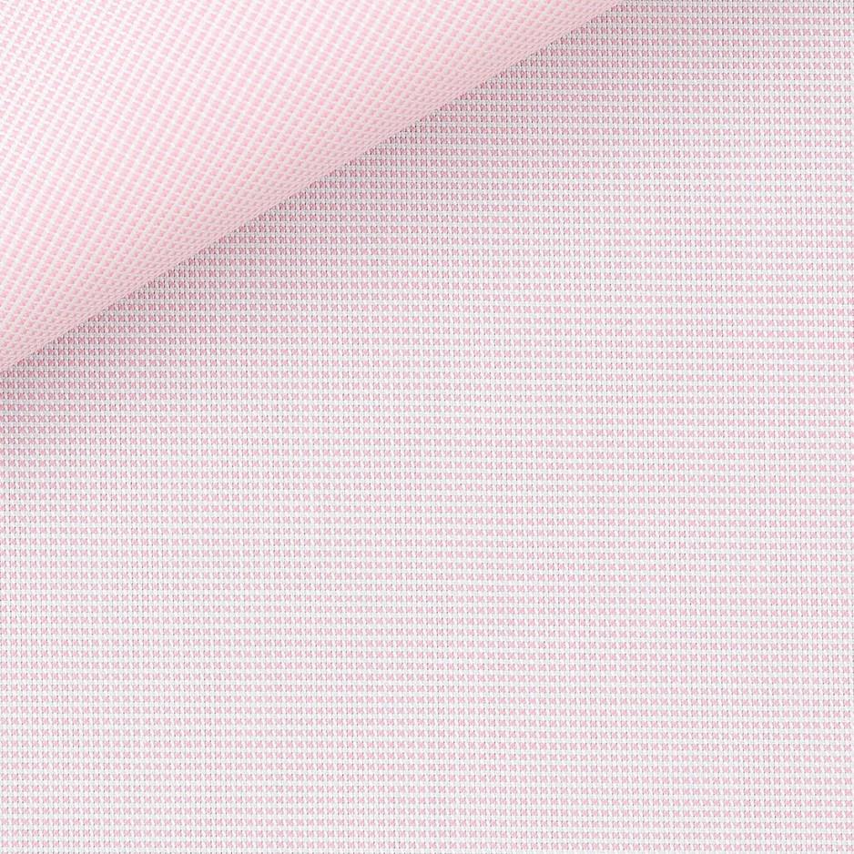 Oxford Check Pattern Pink