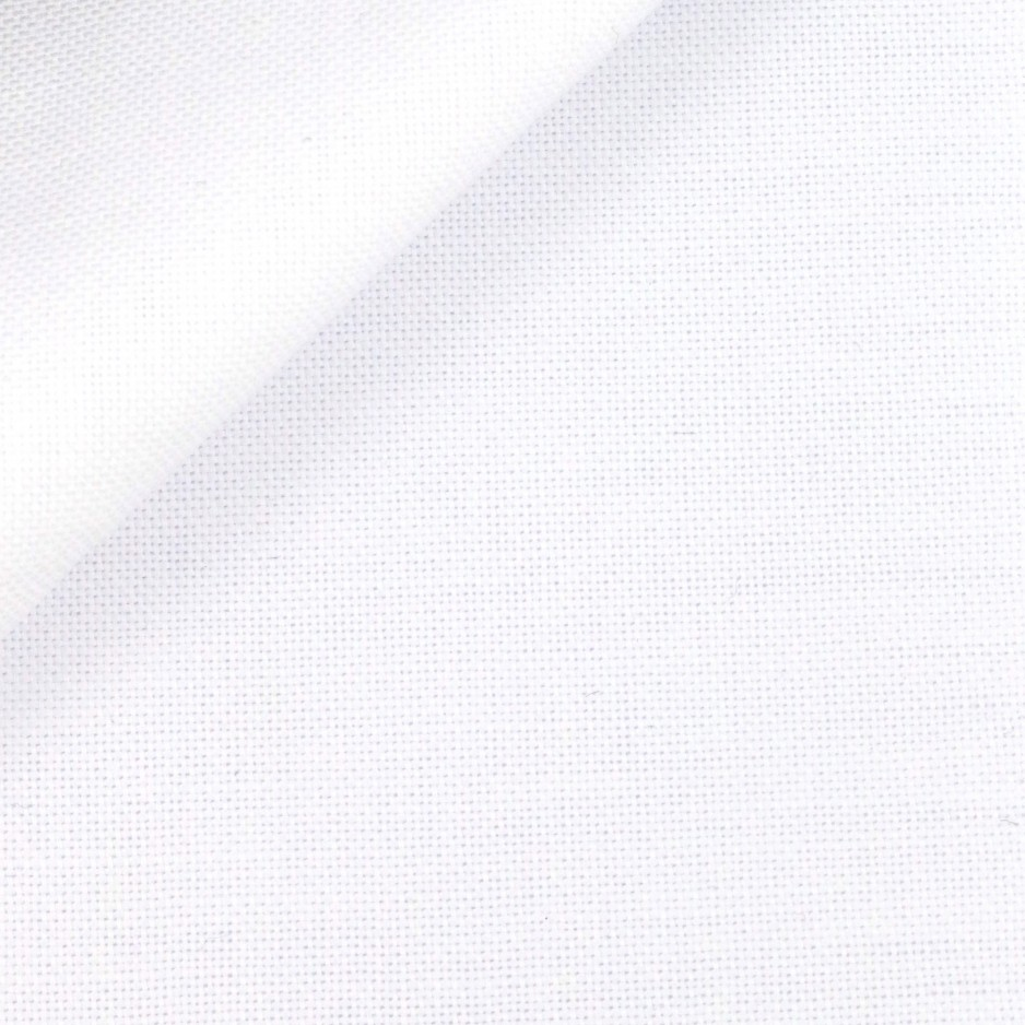 Oxford Plain White