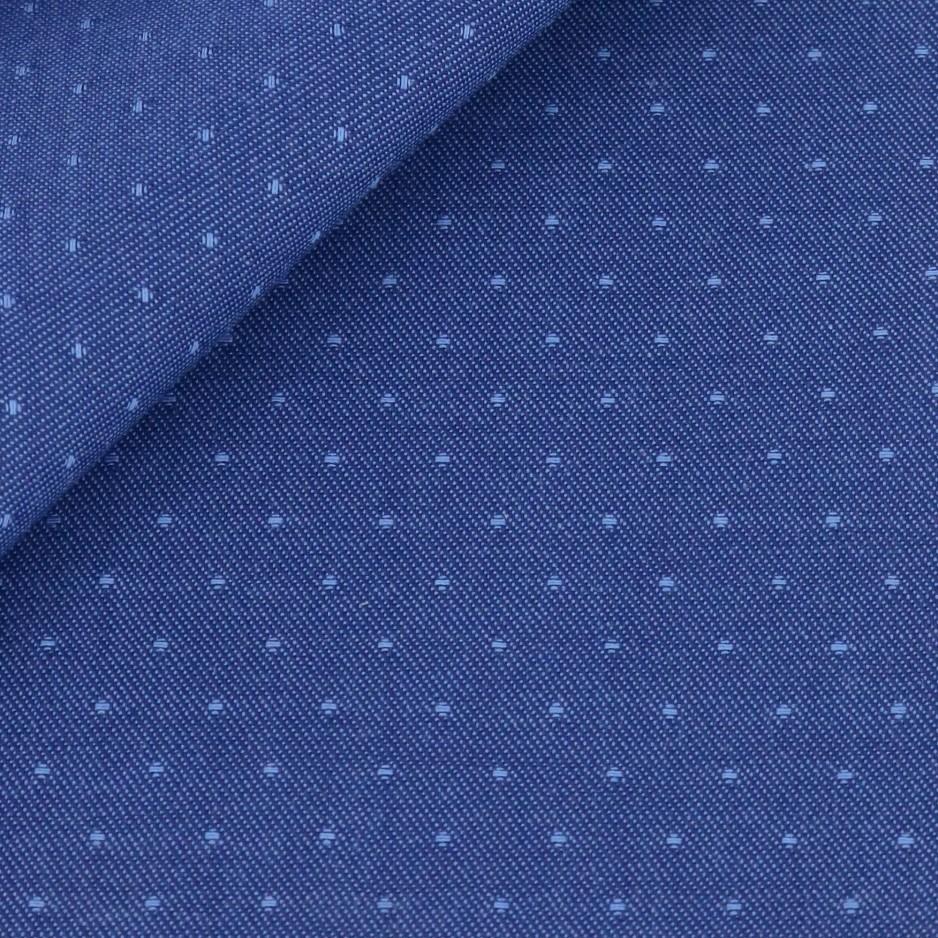 Twill Pattern Blue