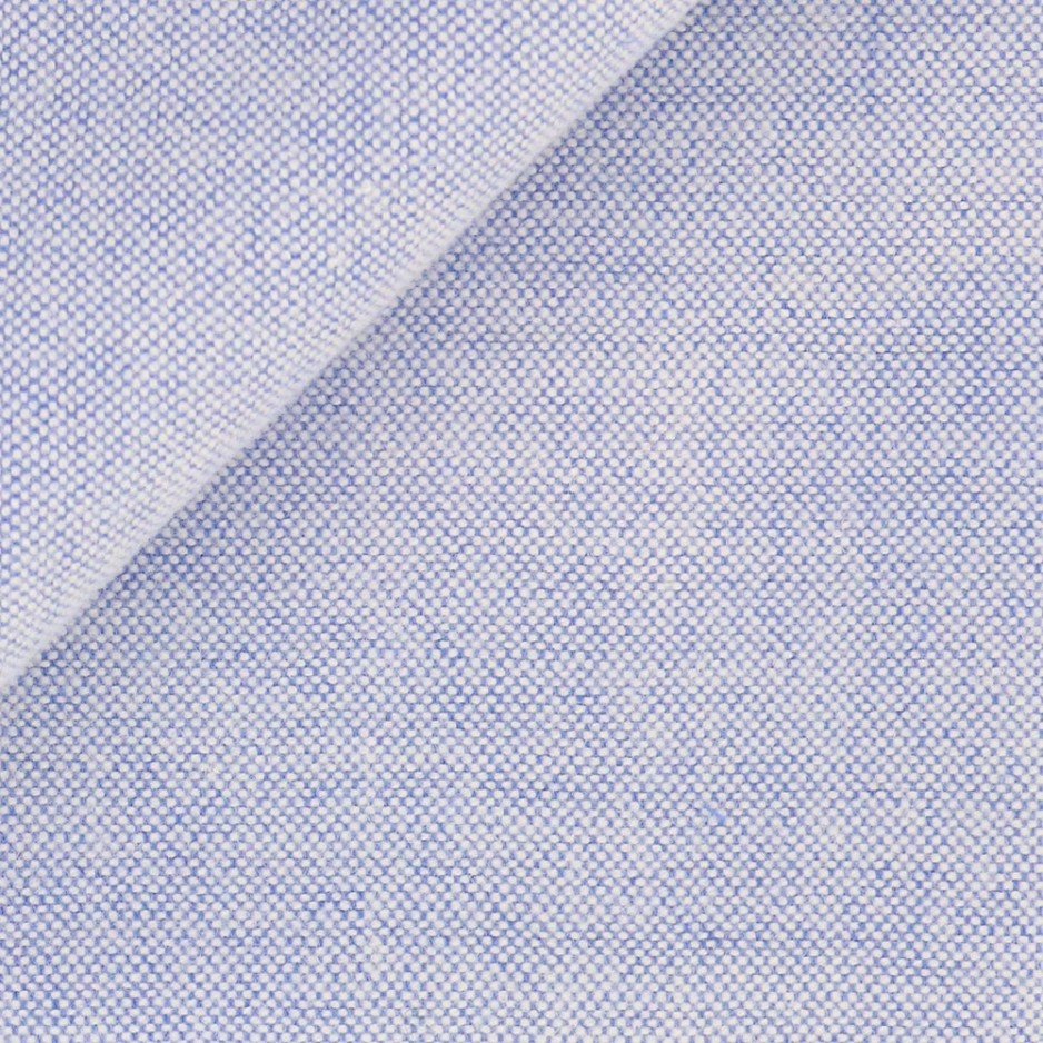 Oxford Plain Blue