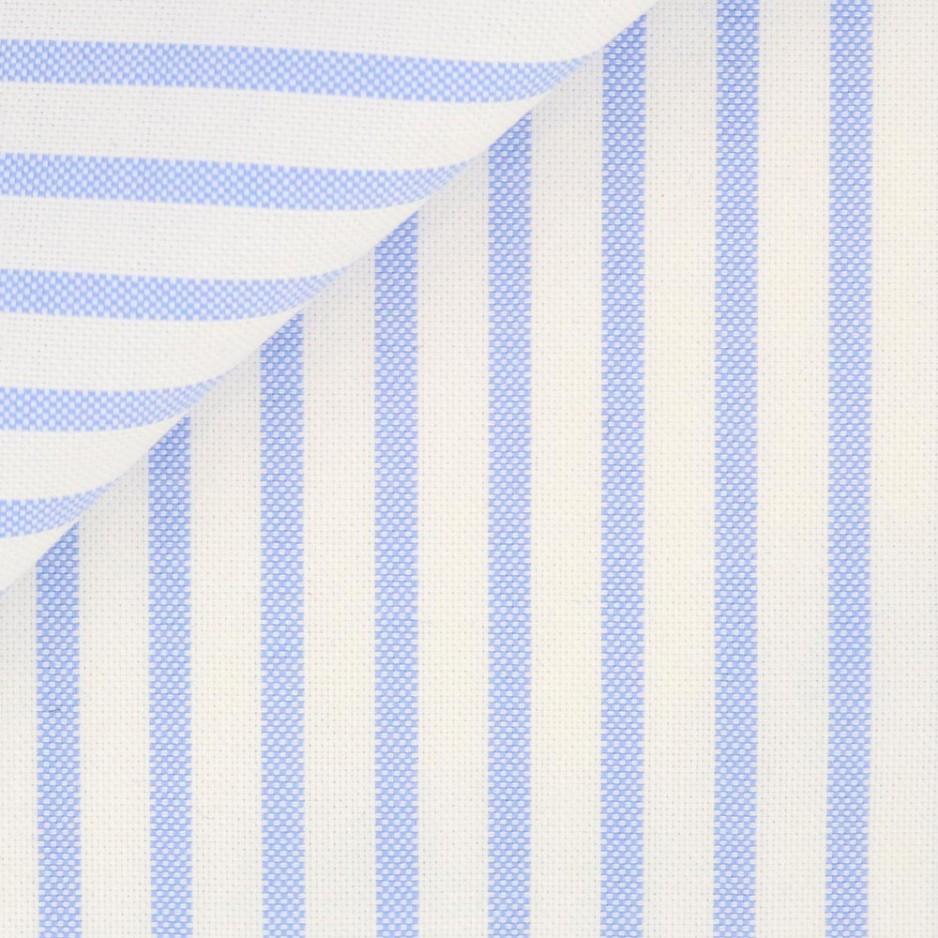 Oxford Stripes Blue