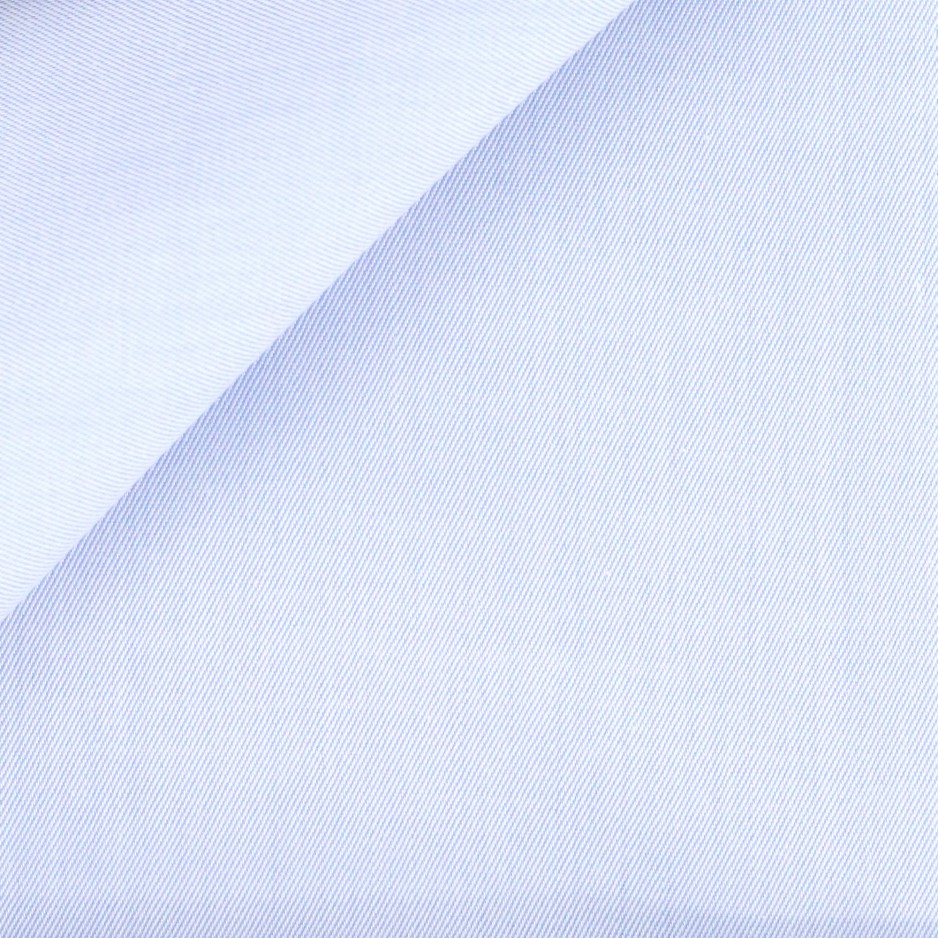 Twill Plain Blue (easy care)