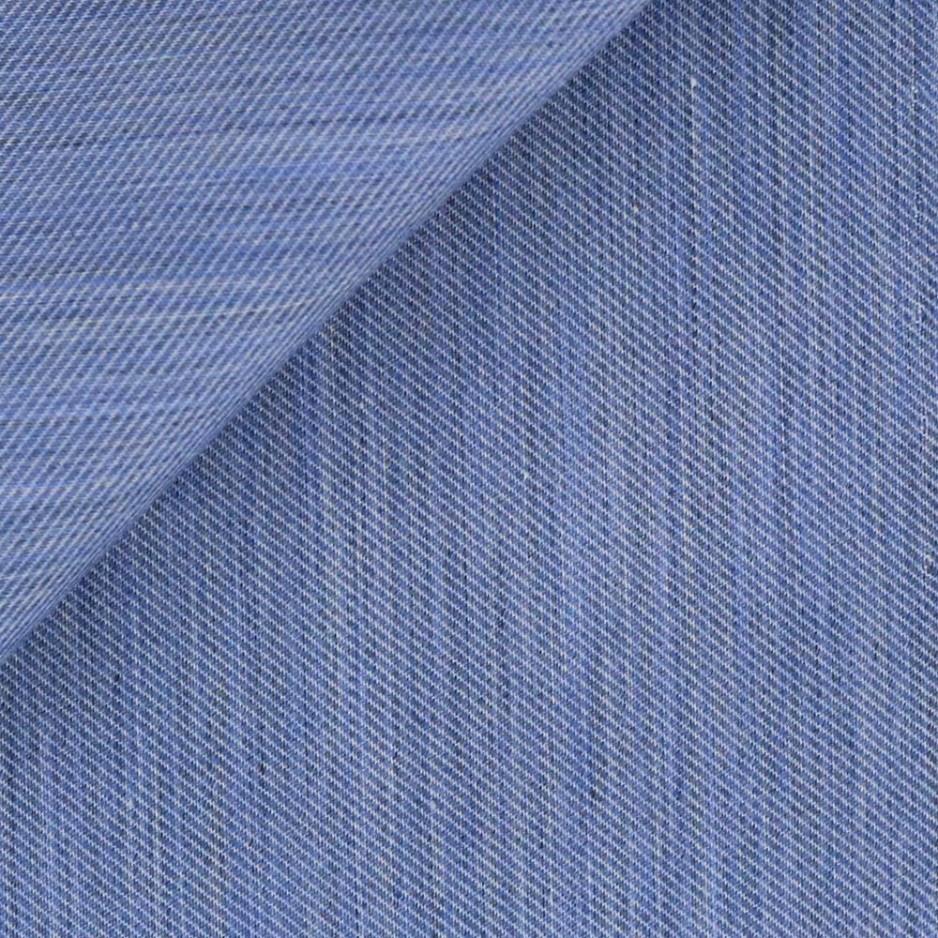 Denim Plain Blue