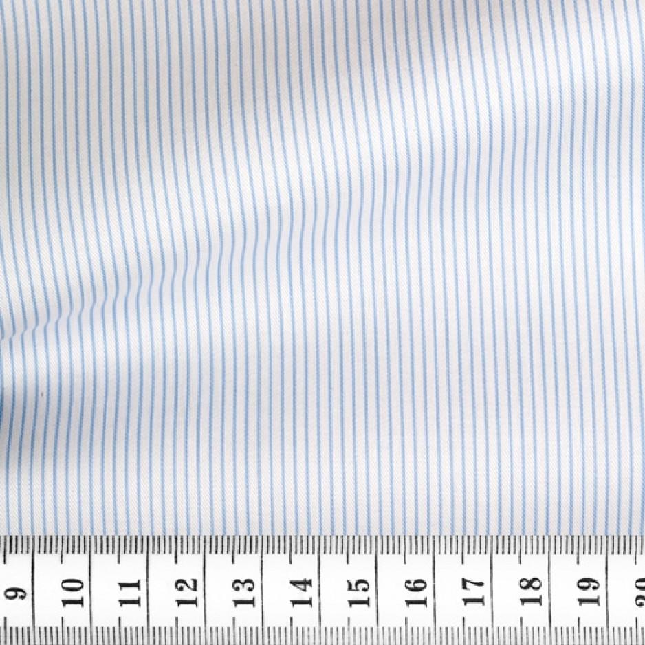 Twill Stripes Blue
