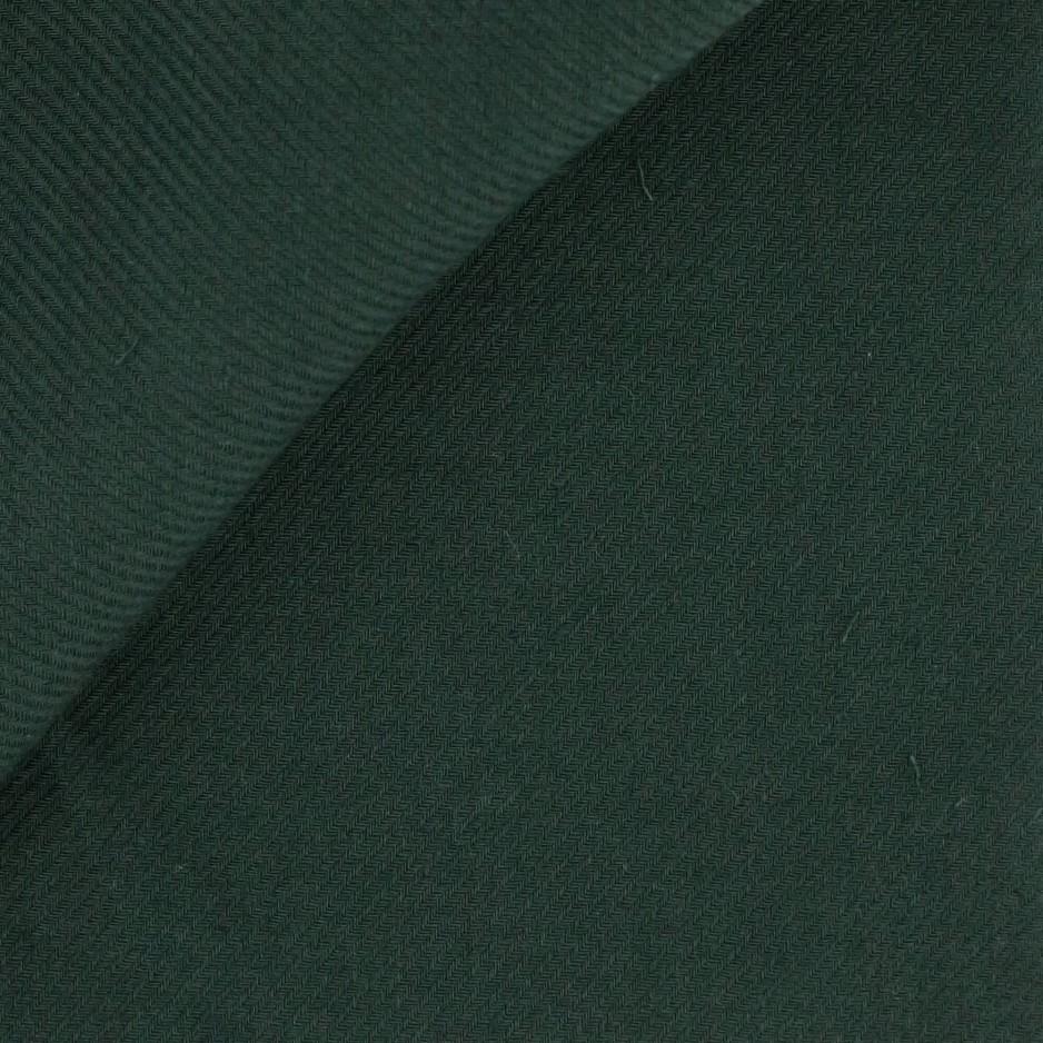 Twill Plain Green