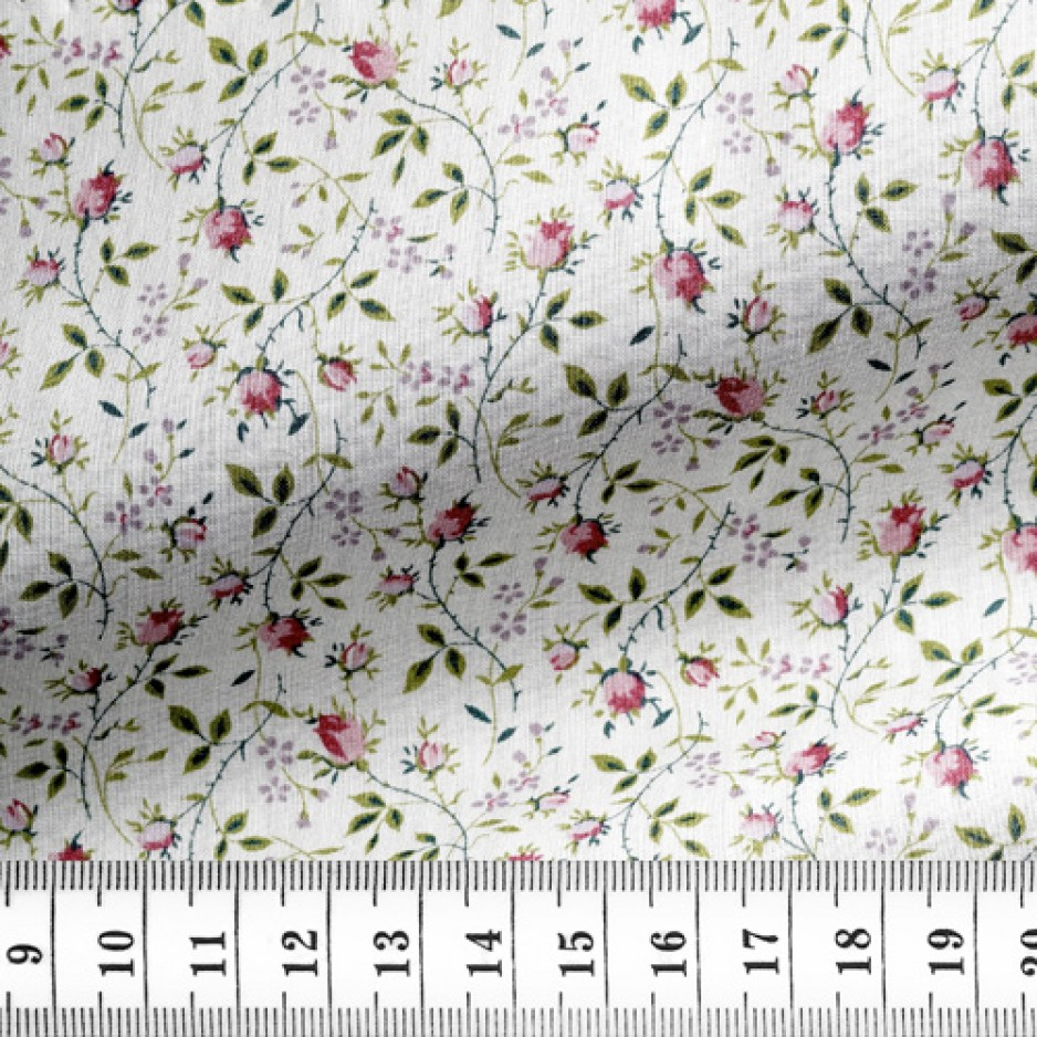 Cotton Pattern Pink