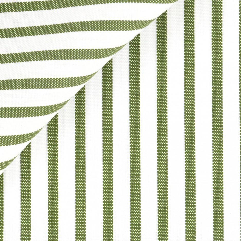 Oxford Stripes Green