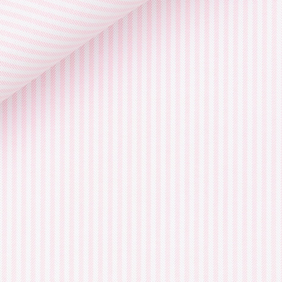 Oxford Stripes Pink