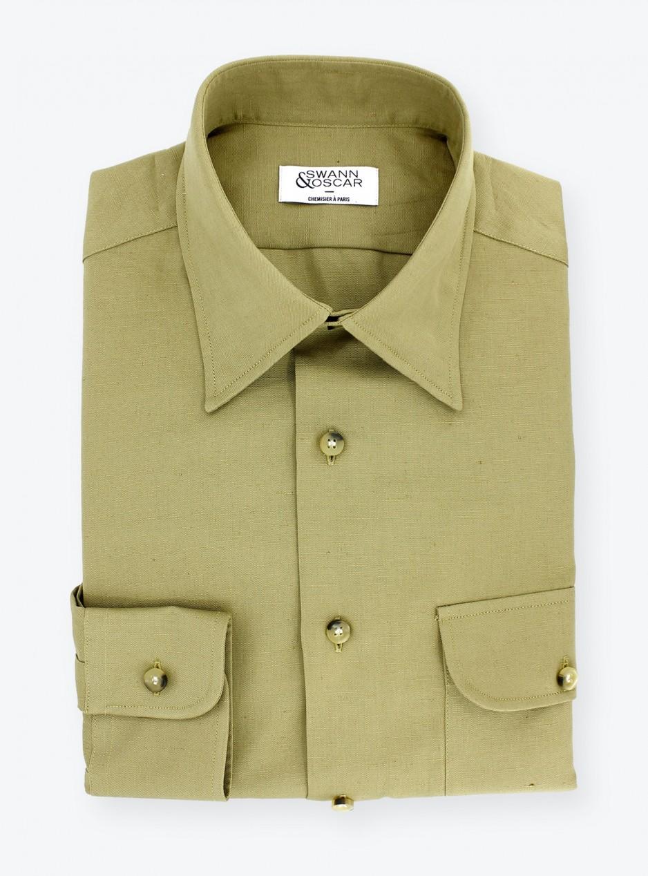 Safari Linen Shirt