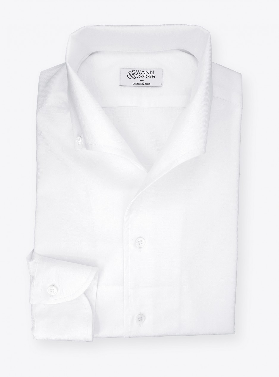 Shirt Oxford Plain White