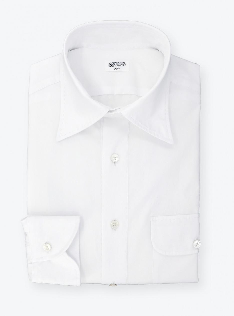 Popover Popeline Shirt