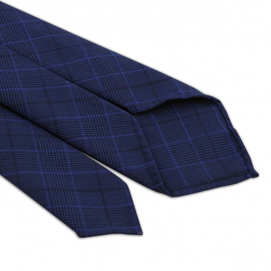 Blue Tie Luxury Stripes