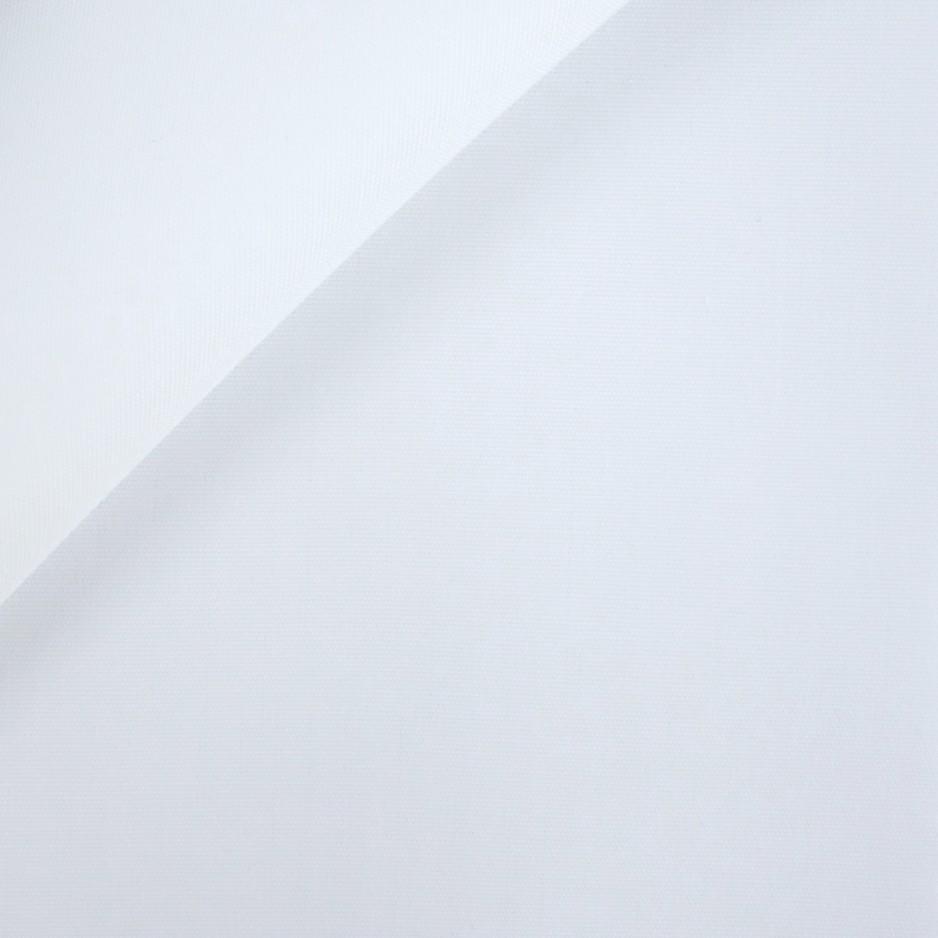 Poplin Plain White