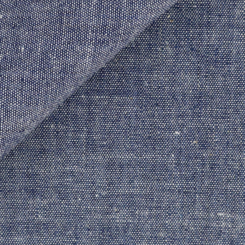 Chambray Plain Blue
