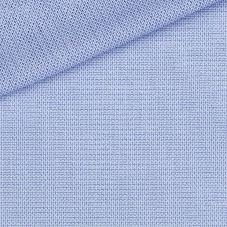Voile Plain Blue
