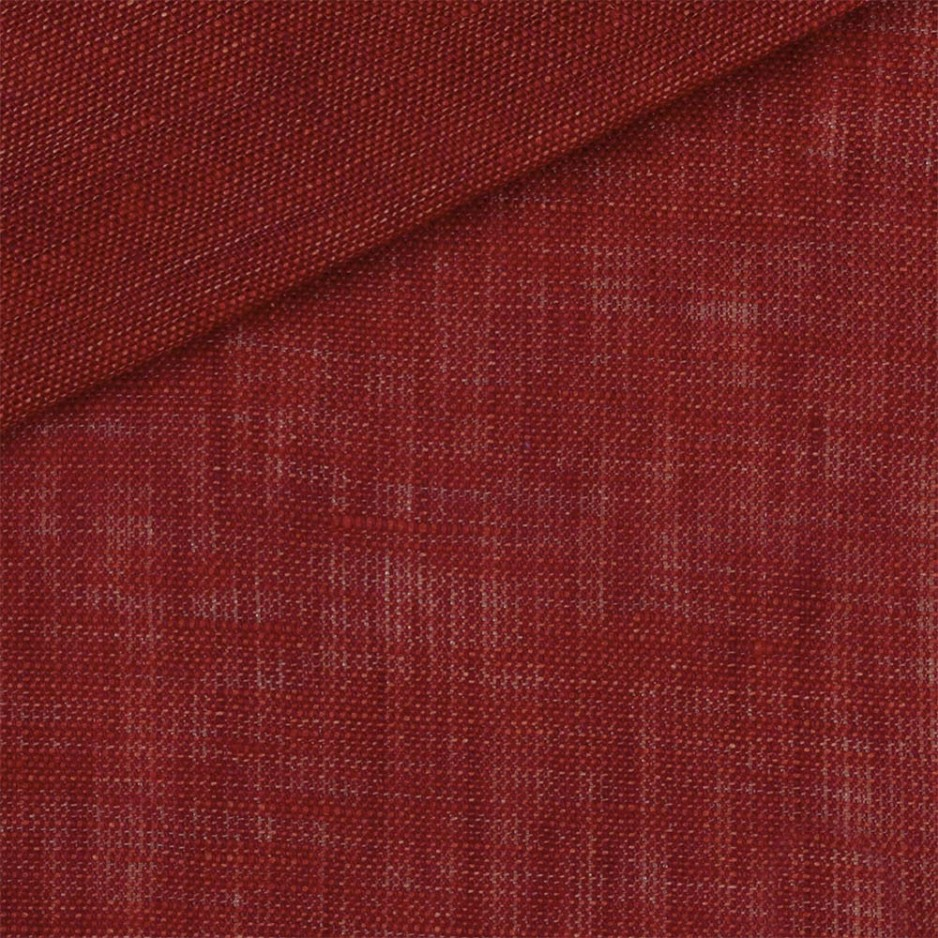 Linen Plain Red