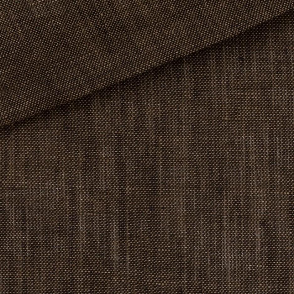 Linen Plain Brown