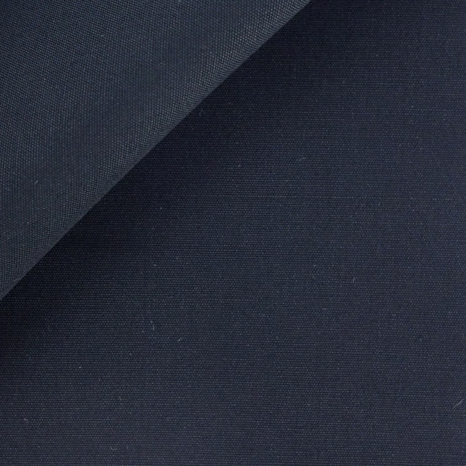 Poplin Plain Black