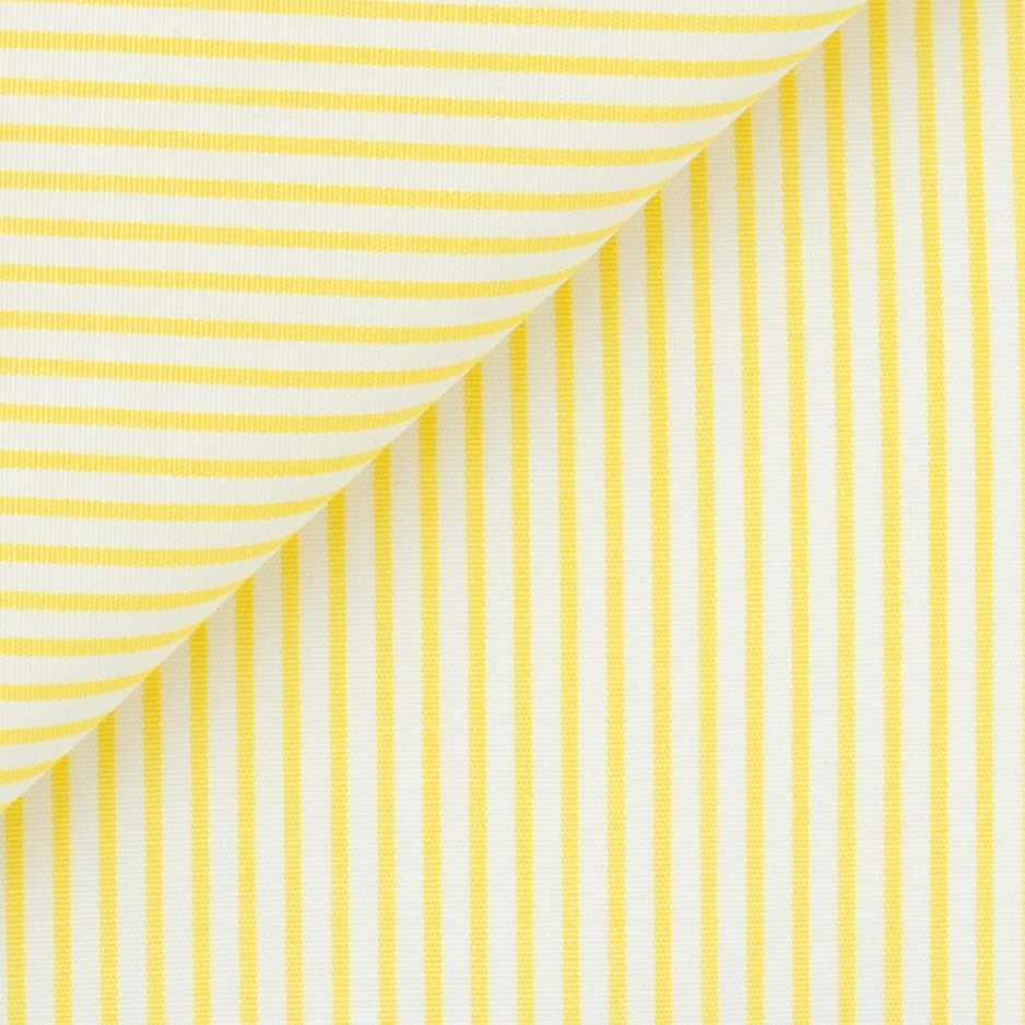 Poplin Stripes Yellow