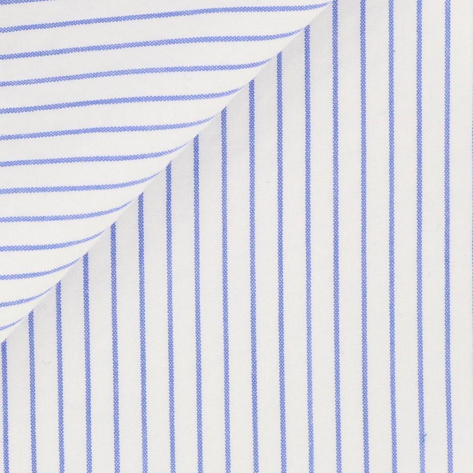 Seersucker Stripes Blue