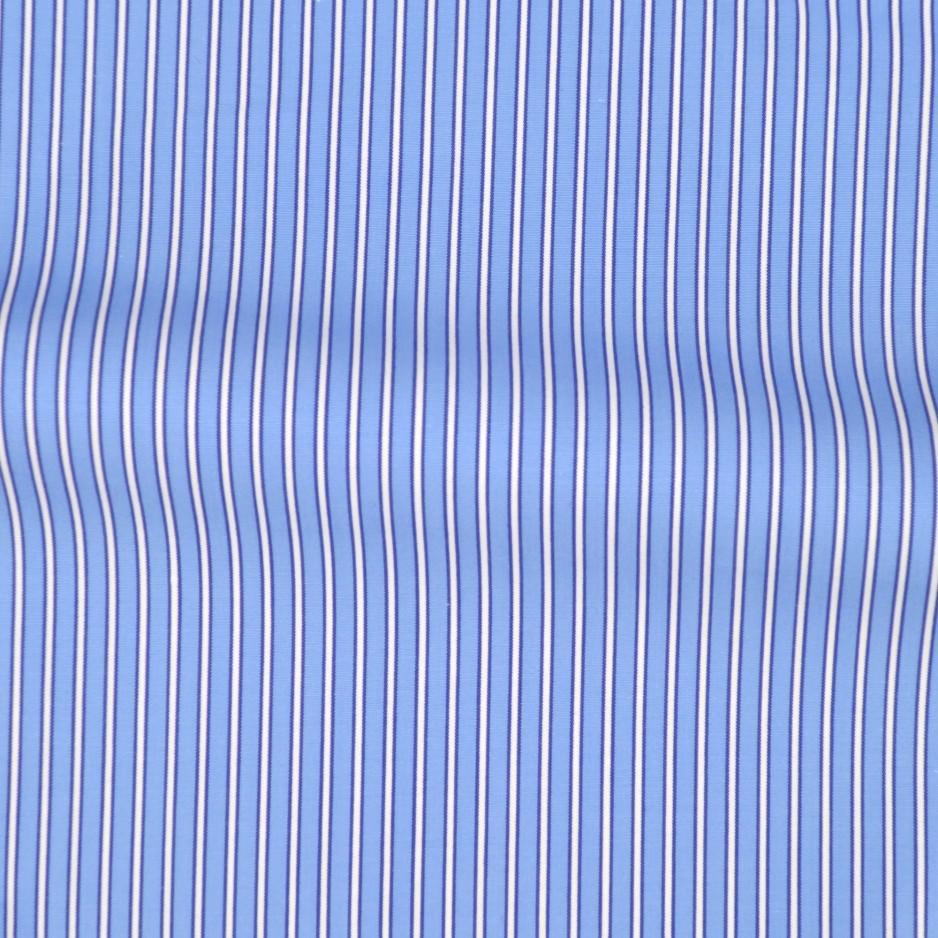 Oxford Check Pattern Blue