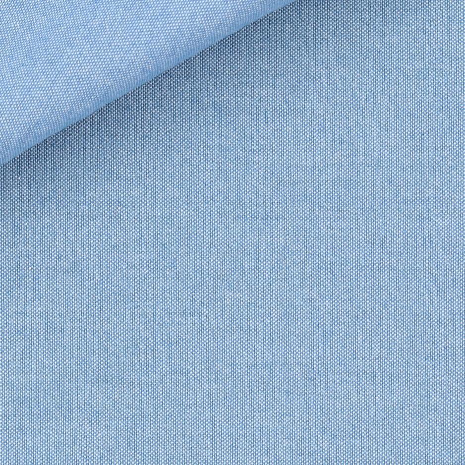 Plain Blue Chambray