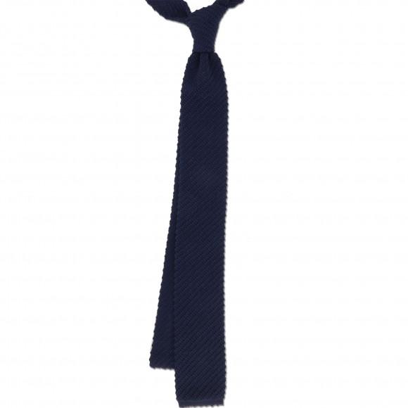 Blue Jersey Tie