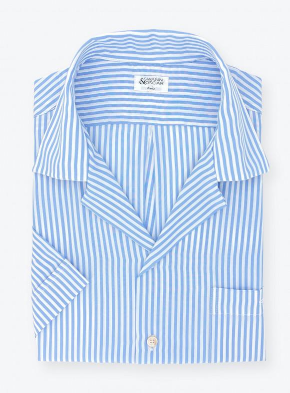 Lyocell Short Sleeve Shirt