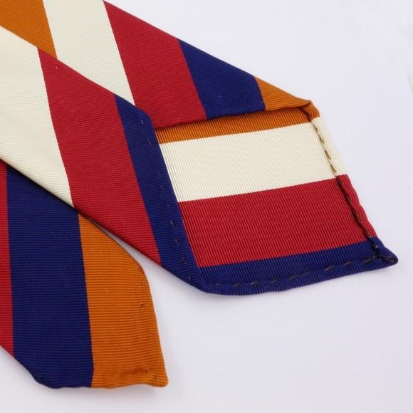 Tricolor Club Tie
