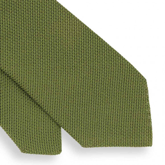 Green Grenadine Tie