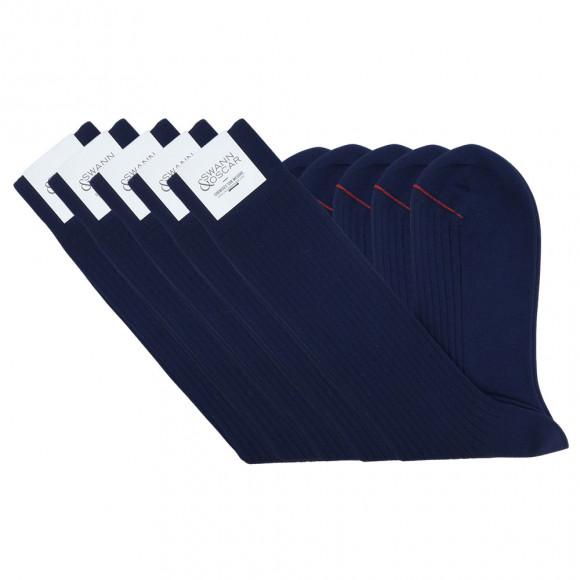 Navy Pack Socks (Low)