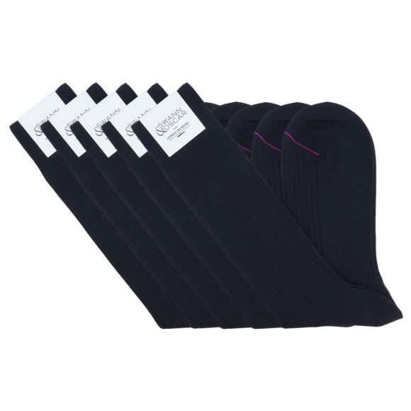 Black Pack Socks (Low)