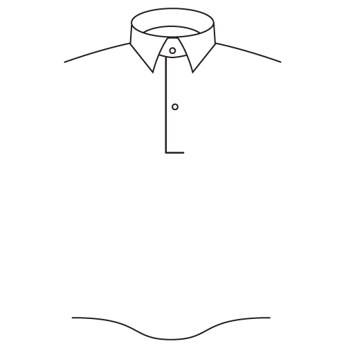 Polo Style Placket