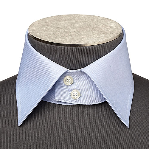 Neapolitan Collar 2 Buttons