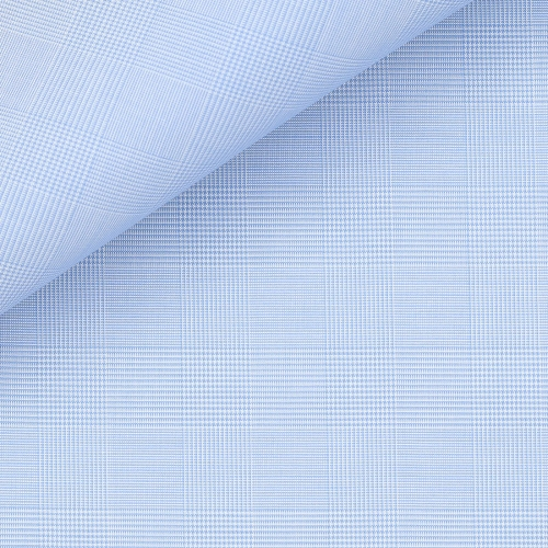 Zephir Check Pattern Blue