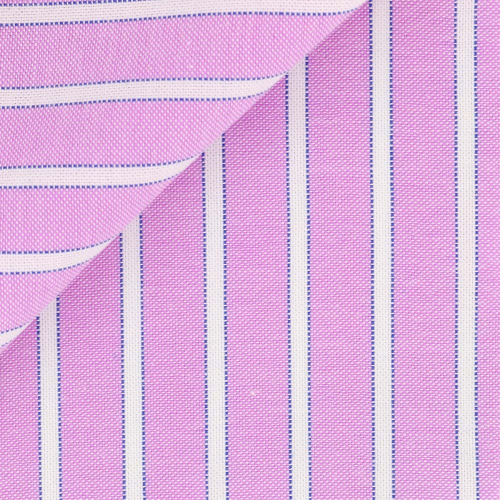 Pin Point Stripes Pink