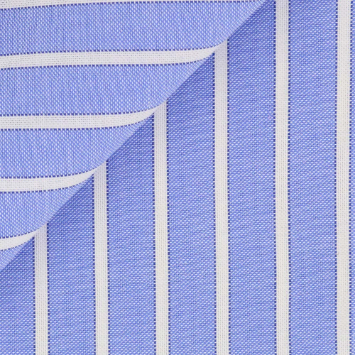 Pin Point Stripes Blue