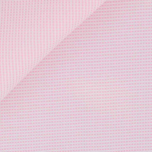 Oxford Plain Pink