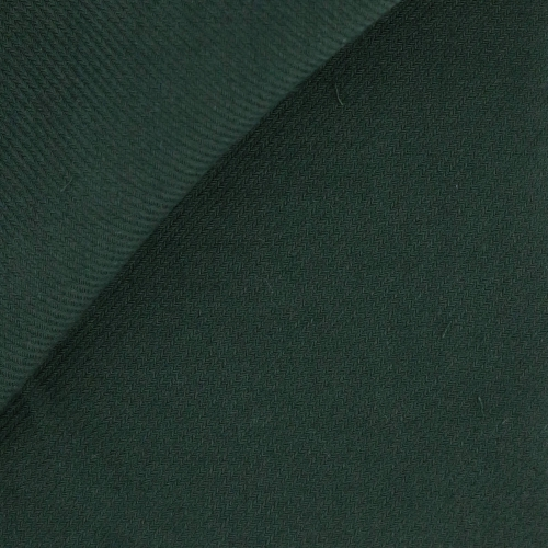 Green Plain Flannel