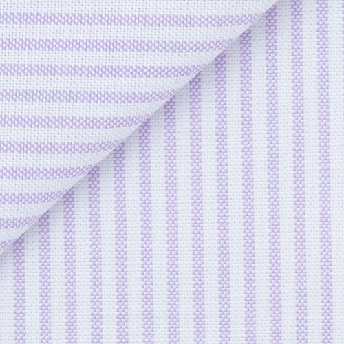 Oxford Stripes Mauve