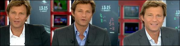 Laurent Delahousse shirts