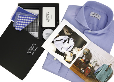 Tailored Shirts Gift Boxes