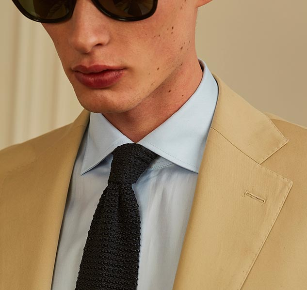 The style of the Swann suits