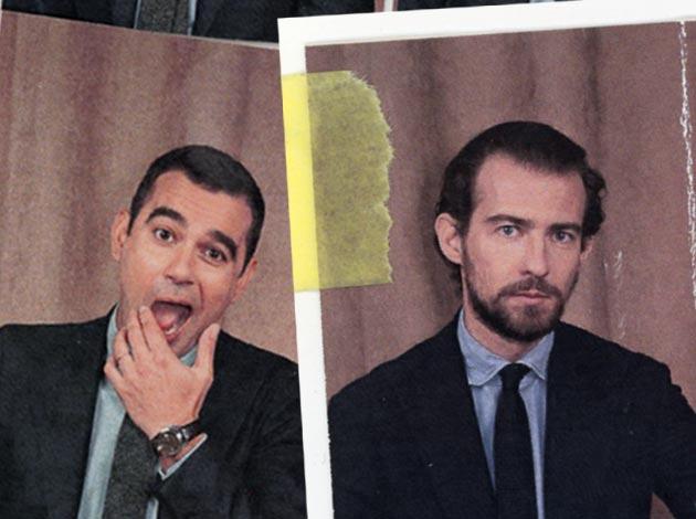 Vincent et Thibault - Swann et Oscar